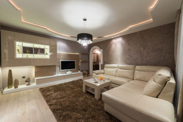 Ako si vybrať osvetlenie do obývacej izby