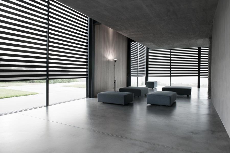 Vzorované látky pomôžu krásne doplniť interiér a zútulnia ho.