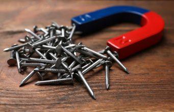 Toto ste o magnetoch iste nevedeli. Tipy na využitie magnetov nielen v domácnosti