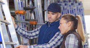 Rebríky pre domácnosti aj pre profesionálov