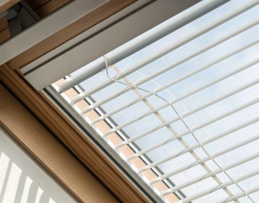 Rolety pre strešné okná