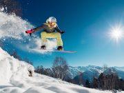 Snowboarding ako aktivita plná zaujímavých benefitov