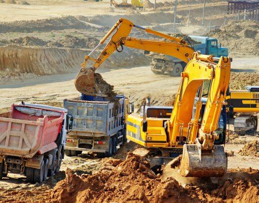 Stavebné stroje a ich príslušenstvo: možnosti a využitie