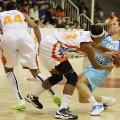 Ružomberské basketbalistky presvedčivo zdolali Tarbes