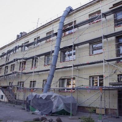 Zatepľujeme bytový dom