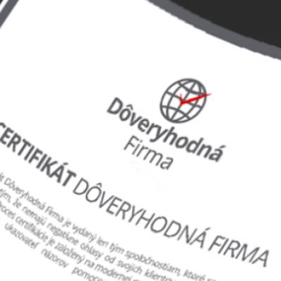 Inovatívny algoritmus vyhodnocuje dôveryhodnosť slovenských firiem