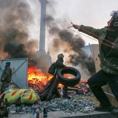Odmietnutie prímeria, Ukrajina bojuje so separatistami